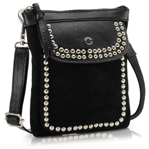 Leather Sling Bag - PR394