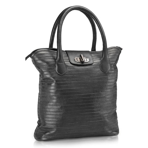 Leather Tote Bag - PR581