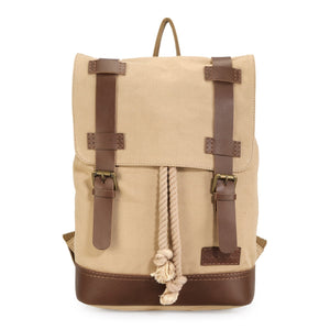 Phive Rivers Men's Leather Backpack - Pr1146