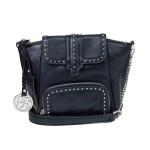 Women's Leather Crossbody Bag - PR1029
