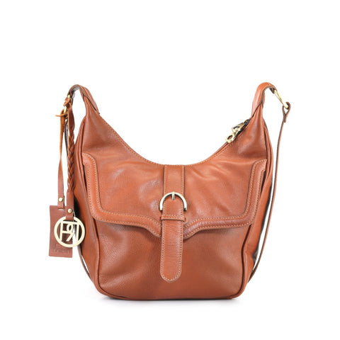 Women's Leather Crossbody Bag - PR968