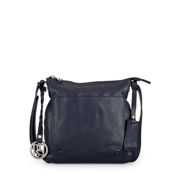 Women's Leather Crossbody Bag - PR975
