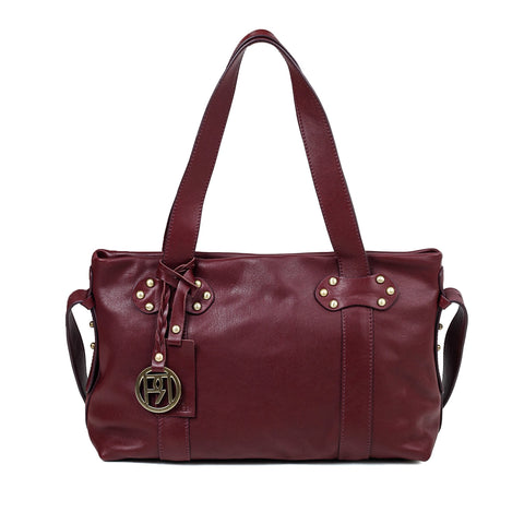 Leather Handbag - PR958