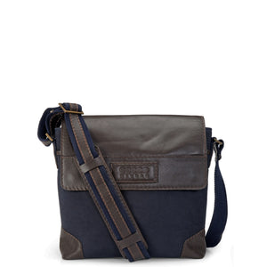 Leather Messenger Bag - PR1153
