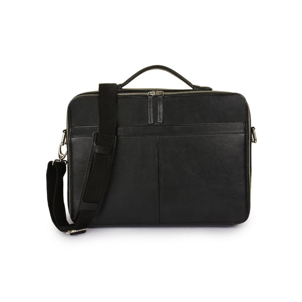 Leather Messenger Bag -PRM1293