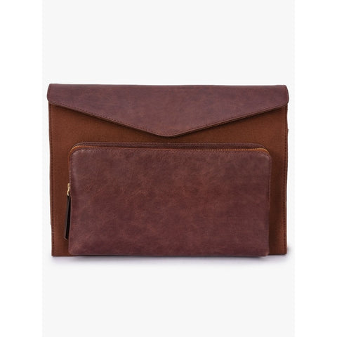 Phive Rivers Men's Leather Macbook Sleeves - Prm567