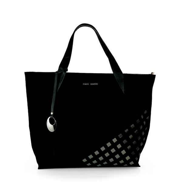 Leather Tote Bag - PR1104