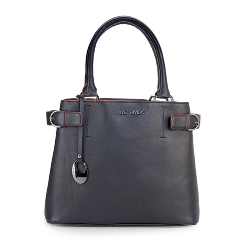 Phive Rivers Women's Leather Handbag - Pr1091