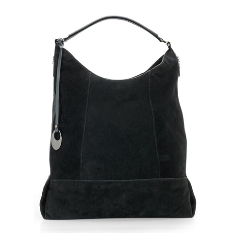 Leather Hobo Bag - PR1094