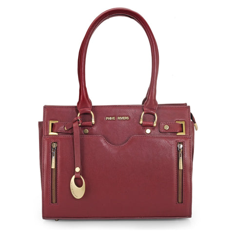 Leather Shoulder bag - PR1098