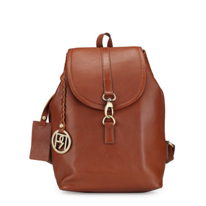 Leather Backpack - PR1035.