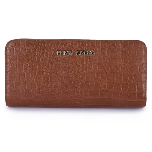 Dark Tan Leather Wallet