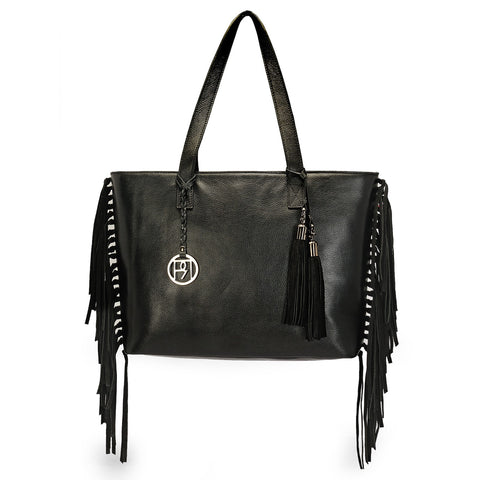 Leather Handbag - PR1071