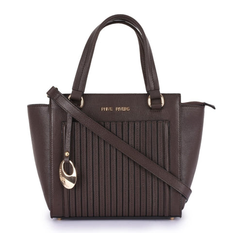 Leather Brown Handbag