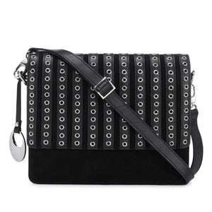 Leather Crossbody Bag - PR1269