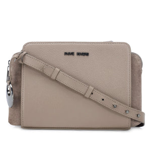 Leather Crossbody Bag - PR1273