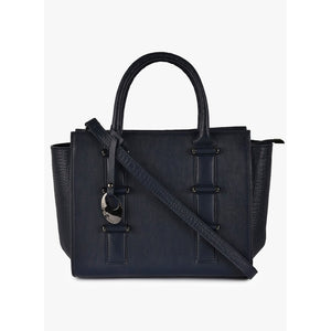 Phive Rivers Women's Leather HandBag (Navy_PR535)