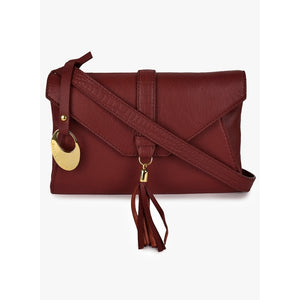 Leather Crossbody Bag - PR546
