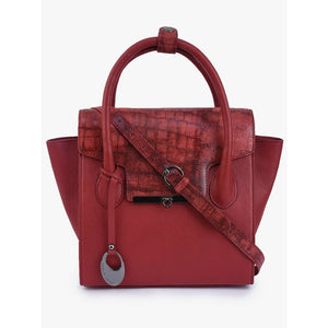 Leather Handbag - PR410