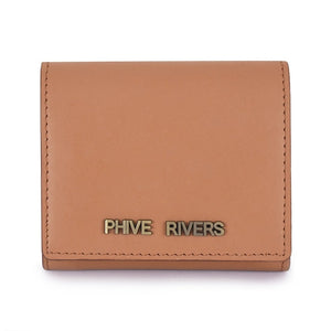 Tan Leather Wallet