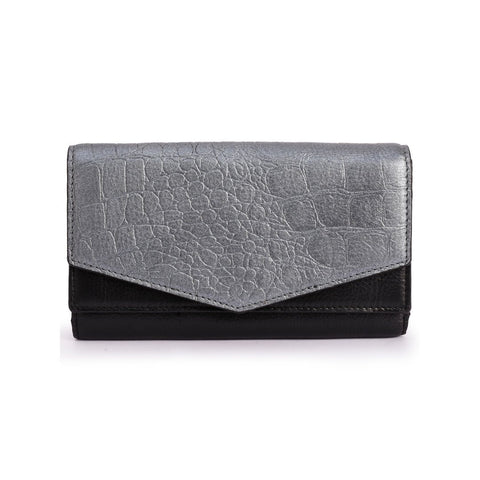Phive Rivers Women's Leather Wallet -PRU1378