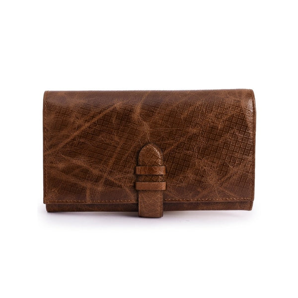 Leather Wallet - PRU1388