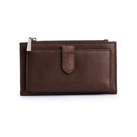 Phive Rivers Women's Leather Wallet -PRU1373