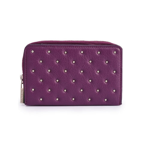 Phive Rivers Women's Leather Wallet -PRU1394