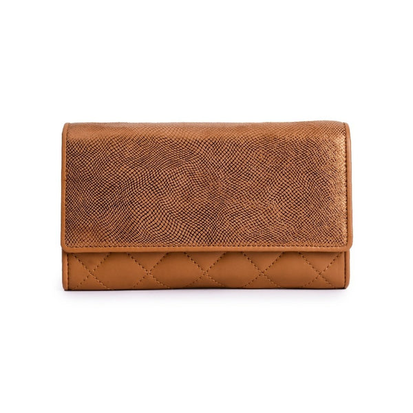 Leather Wallet - PRU1369