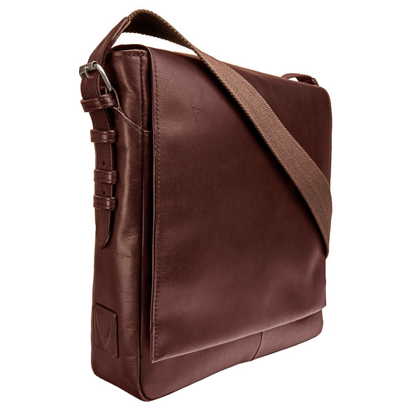 Hidesign Cooper Medium Vertical Messenger