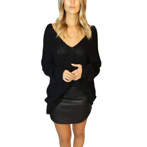 217035 ECLIPSE KNIT TUNIC