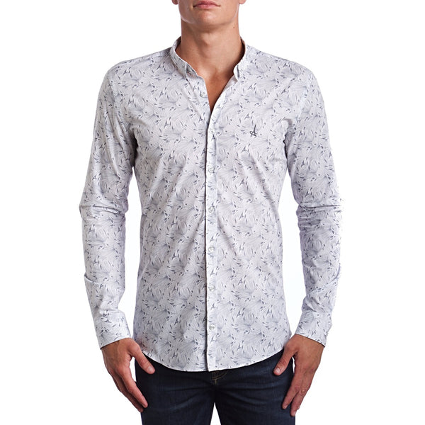 Traveler Slim Fit Dress Shirt