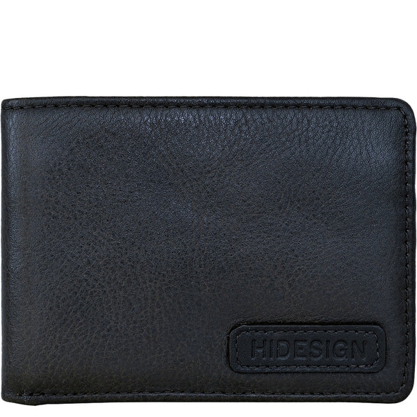 Hidesign Charles Compact Classic Leather Wallet
