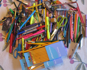 Recycle Stationery Products with Terracycle