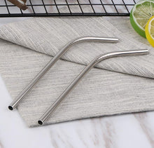 Drinking Straw Steel - Various Sizes - Here and There Makers