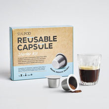 SealPod Coffee Capsule Starter Pack - Here and There Makers