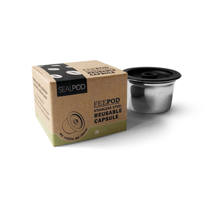 FEEPOD Additional Capsule (FOR CAFFITALY® /K-FEE®) - Here and There Makers
