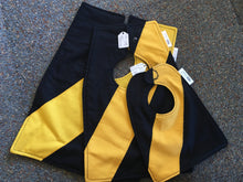 Footy Bib - Richmond Colours - Here and There Makers
