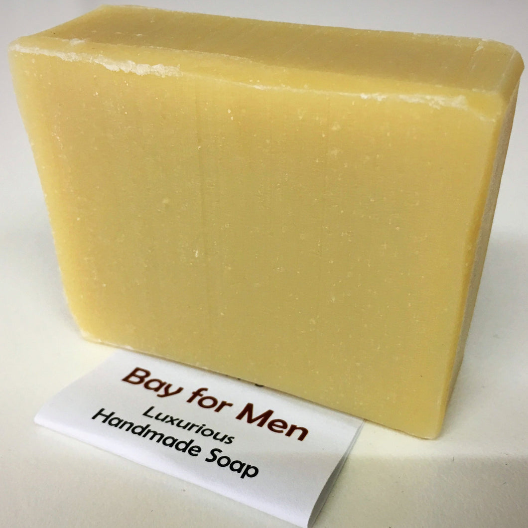 Robyn's Soap Block - Bay for Men - Here and There Makers