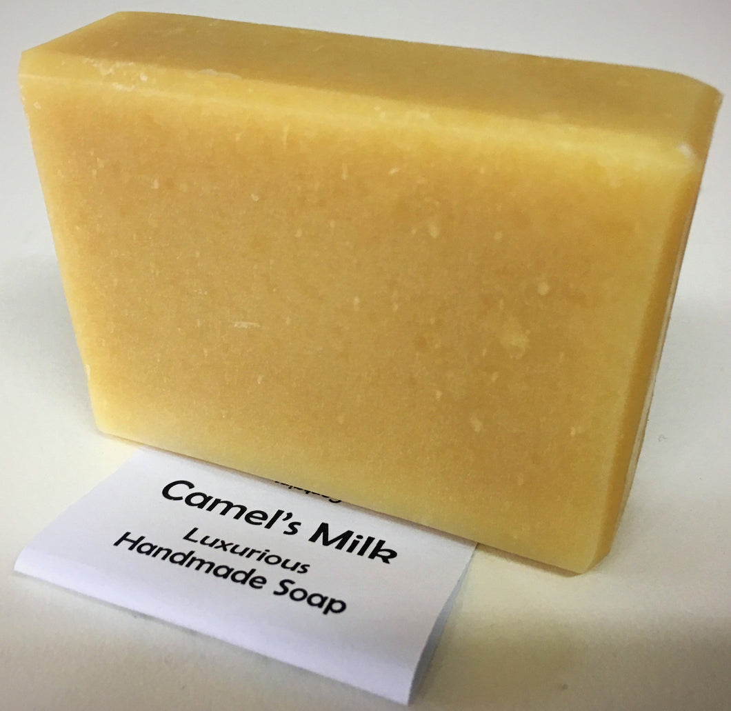 Robyn's Soap Block - Camel's Milk - Here and There Makers