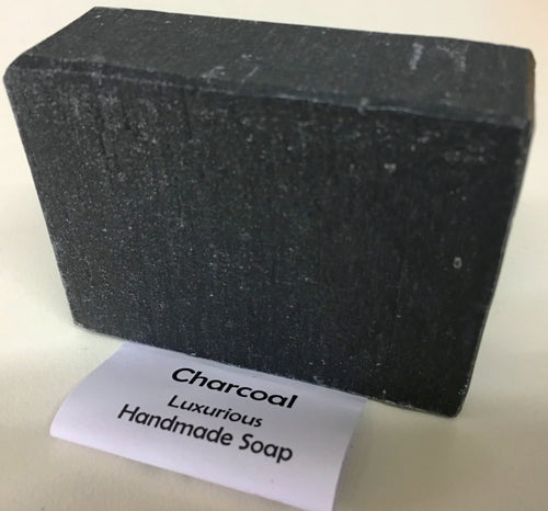 Robyn's Soap Block - Charcoal - Here and There Makers