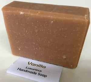 Robyn's Soap Block - Vanilla - Here and There Makers