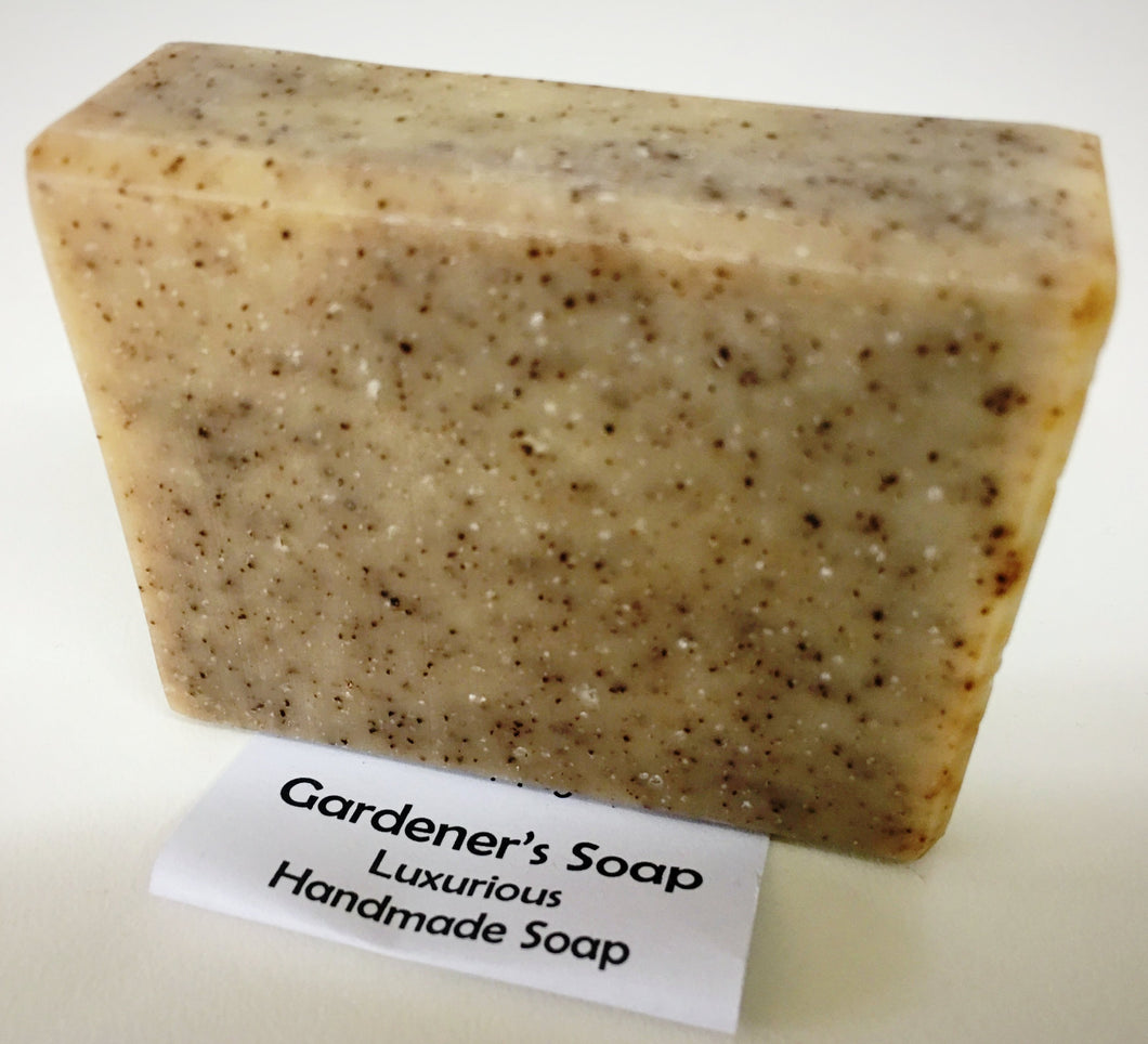 Robyn's Soap Block - Gardener's Soap - Here and There Makers