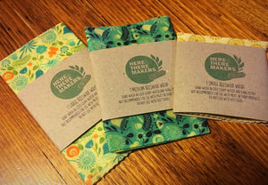 Beeswax Wraps - Single