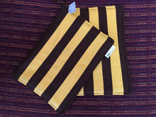Pot Holders Set of 2 - Footy Colours - Here and There Makers