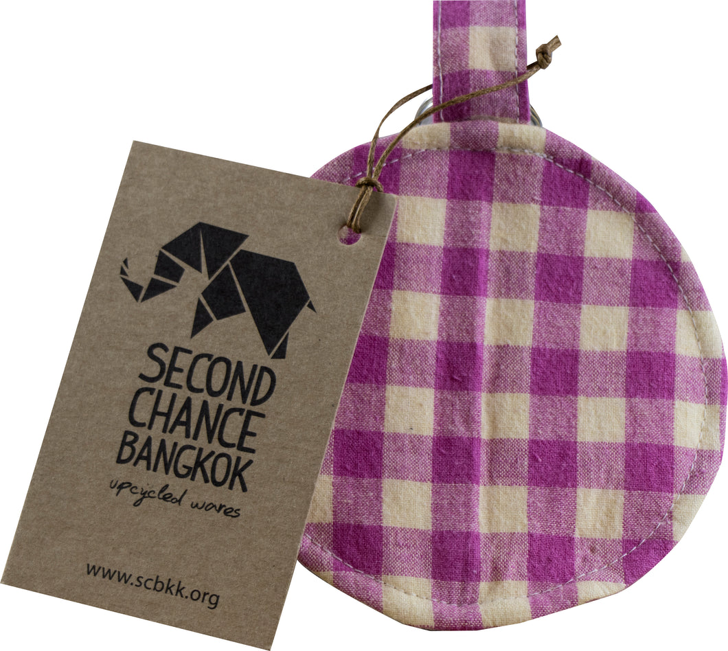 Earphone Pouch - Second Chance - Here and There Makers