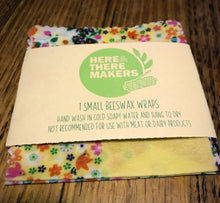 Beeswax Wraps - Single - Here and There Makers