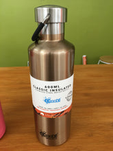 Bottle Stainless 600ml Insulated - Here and There Makers