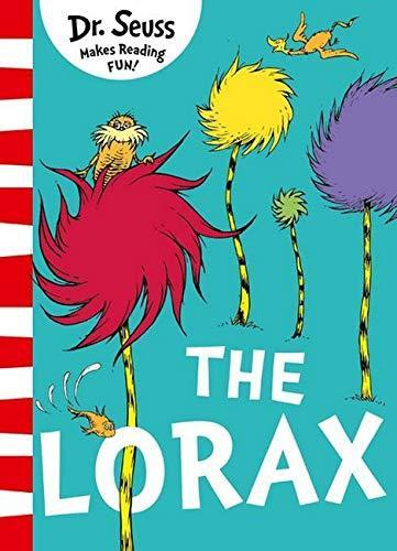 The Lorax (Yellow Back Book Edition)