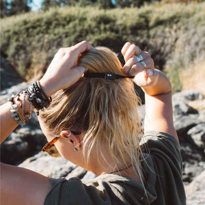 Hair Ties - KOOSHOO Organic - Here and There Makers